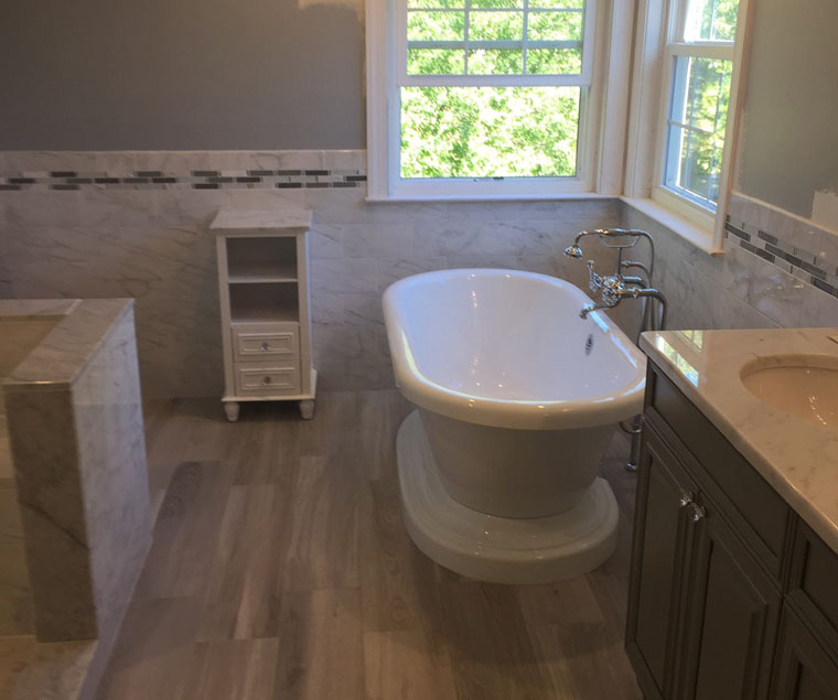 Voorhees Bathroom Renovation